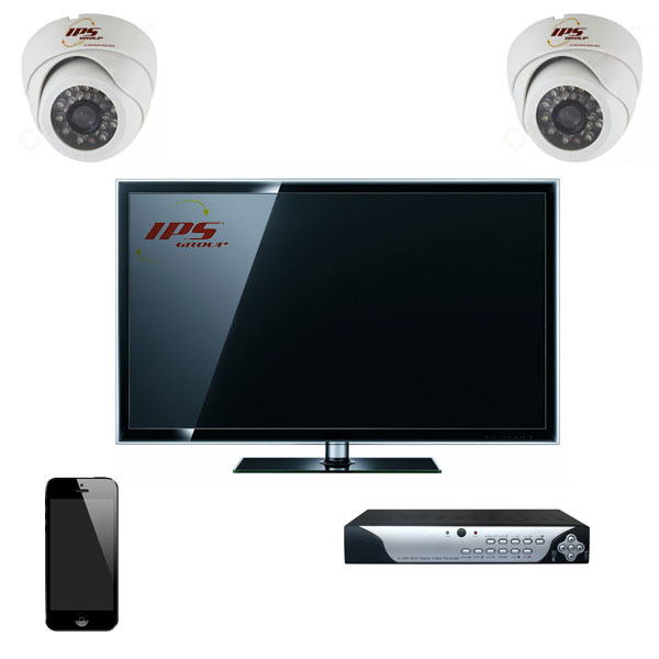 Visiomobilité IPS Group. Caméra de sécurité, caméra de surveillance